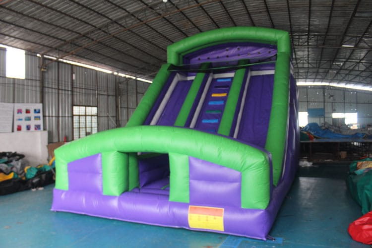 Inflatable Slide Production