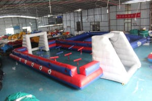 Custom Made Inflatable Water Park