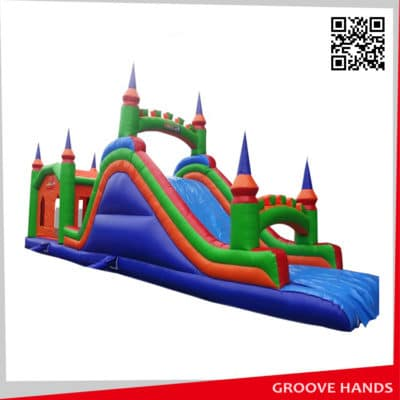 Inflatable Bouncy Slide Combo Toy for Kids (NL134)