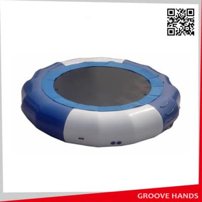 Inflatable Floating Jumping Water Trampoline (WT-1240)