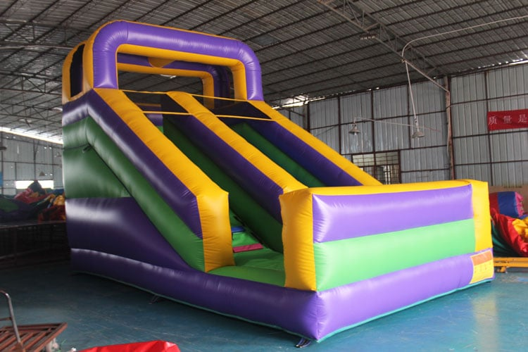 Inflatable Slide For Customer From Australia
