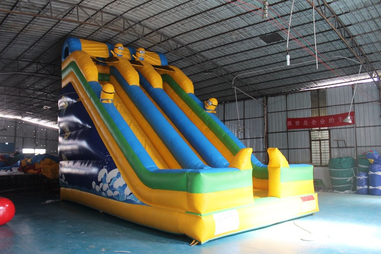 Inflatable Water Slide For Adults