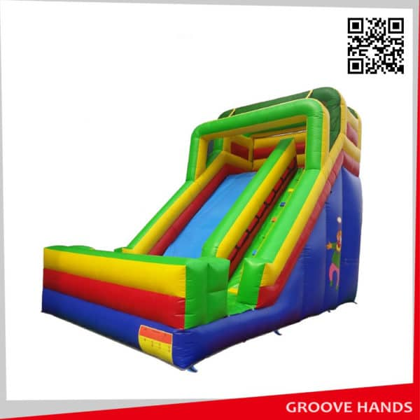 Ourdoor Toys Inflatable Dry Slide for Kids (NL120)