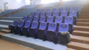 Auditorium Church chair