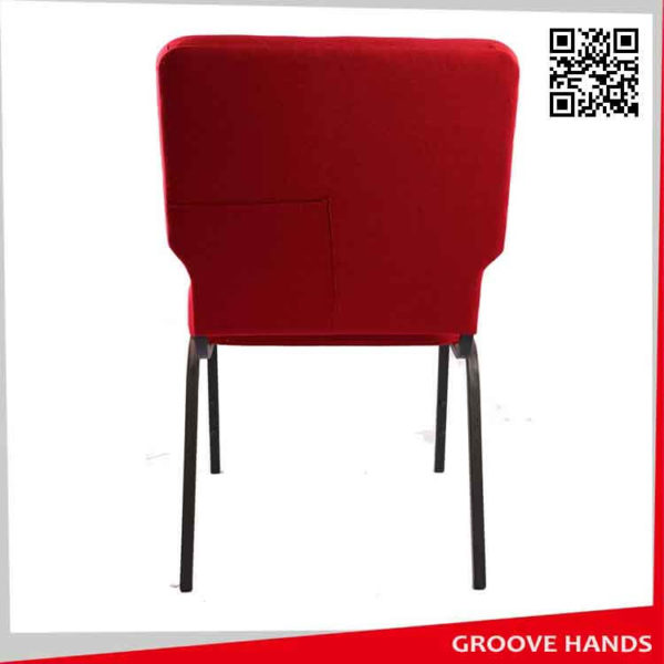 Scarlett Church Chair With Book Pocket Cc2048 Foshan
