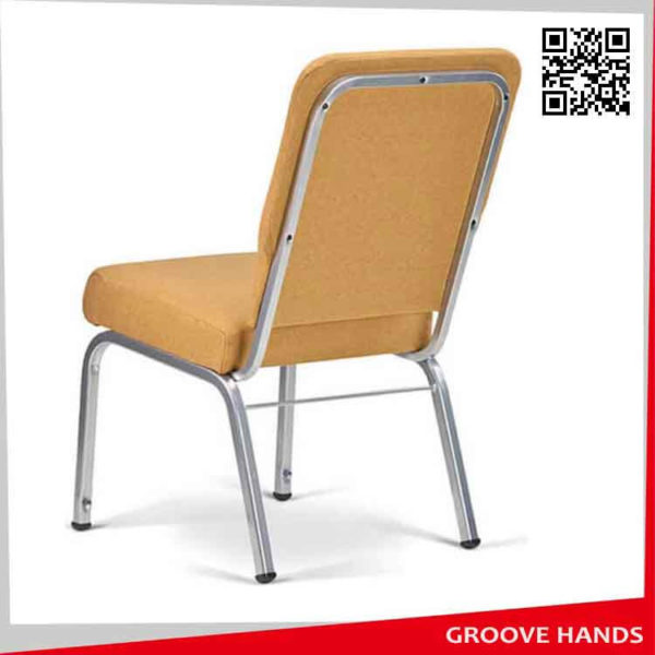 New Style Turmeric Backless Church Chair Cc2004 Foshan
